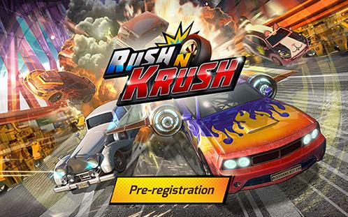 韩国赛车《Rush N Krush》事前登录开启