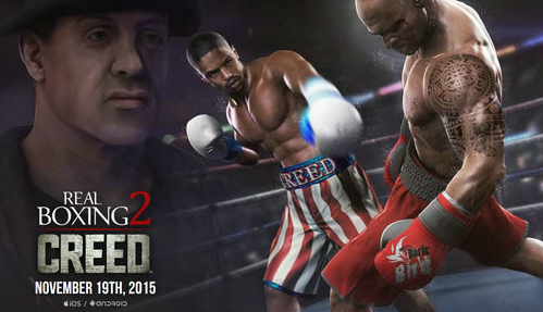 电影官游 《真实拳击2:奎迪》11.19将上架