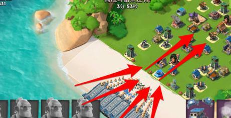 海岛奇兵最新野人登陆技巧 海岛奇兵攻略合集