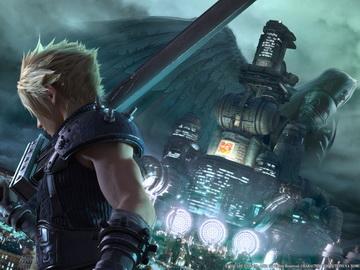 游戏业画饼只服SE 《最终幻想7》重制版新截图
