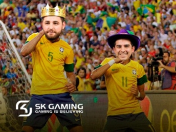 挑战巴西足球 CS:GO豪门VP与SK将进行足球友谊赛
