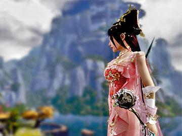 新腰部挂件上线 《剑网3》花朝节活动3月9日开启