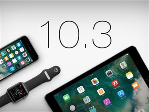 苹果发布iOS10.3 beta7 如何升级iOS10.3?