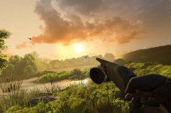 打鸭子+惊悚!《打鸭季节》全新的VR FPS套路