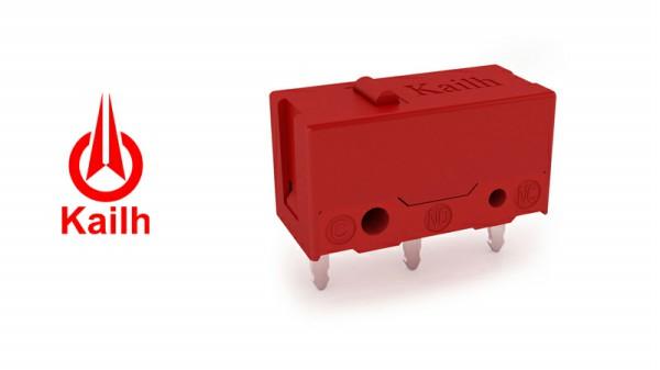 Kailh凯华发布GM电竞游戏级鼠标微动开关