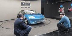 应用AR技术福特采用HoloLens造车