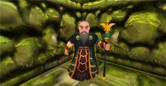 《拯救玛雅公主》在黑暗笼罩的迷宫中解救公主