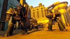 《战锤40K》支持单人战役模式以及多人对战游戏模式