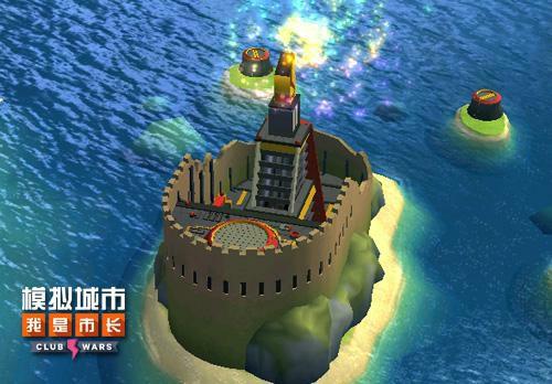 《模拟城市:我是市长》快速获取你的战争物品!