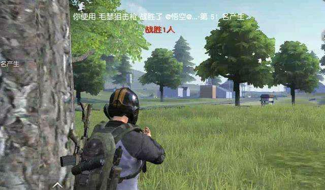 荒野行动狙击大作战怎么玩?了解狙击枪的性能是关键!