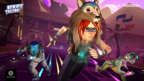 《矢量冲刺》宣布游戏正式发售日期支持Rift和Vive