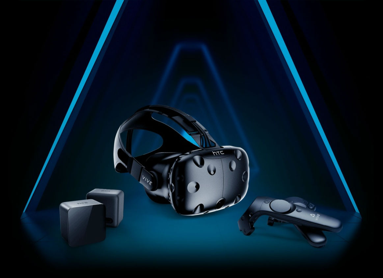 超越业界标杆,最强VR头显VIVE PRO专业版强势抢滩eSmart