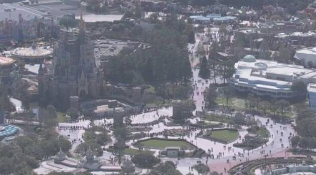 日本东京迪士尼宣布暂时关闭 2月29日~3月15日闭园