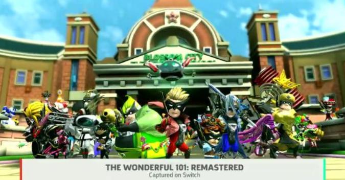 《神奇101》复刻版15分钟实机演示 展示英雄战斗场景
