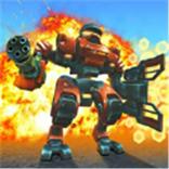 机器人空袭大战