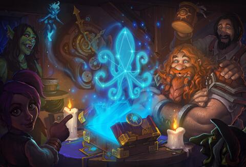 炉石传说新版 炉石全新玩法标准模式已公布