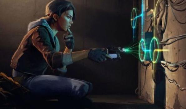 《半条命:Alyx》IGN评分10分:仿佛是来自未来的游戏