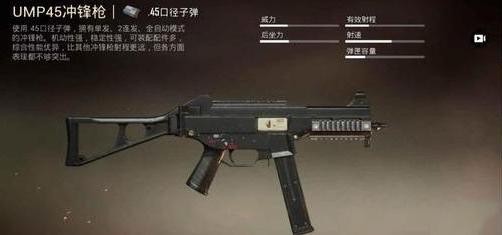 《和平精英》海岛2.0武器调整介绍