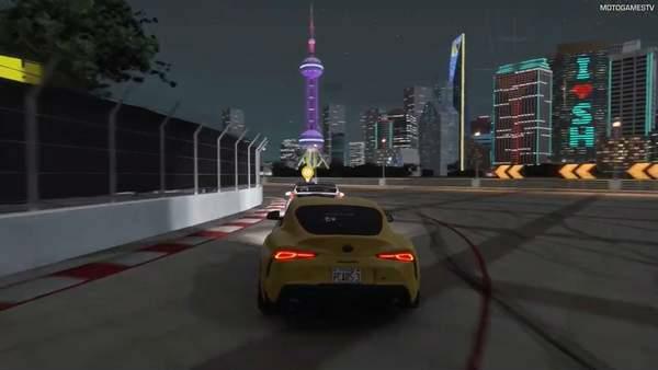 《赛车计划3》引擎轰鸣 丰田赛道疾驰