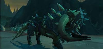 《魔兽世界》9.0猎人宠物亡灵山羊收服攻略