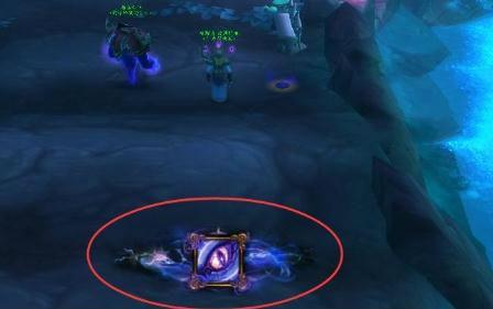 《魔兽世界》9.0苍林有眼任务攻略