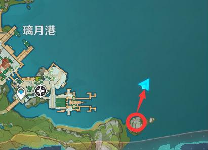 原神珠钿舫怎么去在哪 原神珠钿舫位置地点