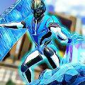 大城市飛行英雄
