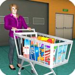 模拟购物中心